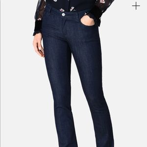 Armani J07 women's Tulip regular fit jeans size 27